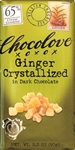 Ginger in Dark Chocolate Master Case - 3.2 Oz.