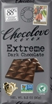 Extreme Dark Chocolate - 3.2 Oz.