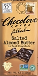 Salted Almond Butter in Dark Chocolate Master Case - 3.2 Oz.