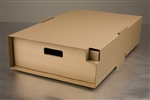 LBP Catalog Extra Large Corrugated Catering Tray and Cover Plain Kraft