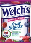Welchs Berries and Cherries Fruit Snacks - 0.9 Oz.