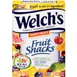 Welchs Tangy Fruits Fruit Snacks - 9 Oz.