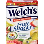 Welchs Apple Orchard Medley Fruit Snacks - 9 Oz.