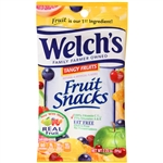 Welchs Fruit Snacks Tangy Fruits - 2.25 Oz.