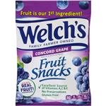 Fruit Concord Grape Snacks - 5 Oz.