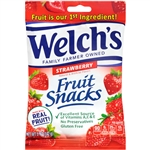 Strawberry Fruit Snacks - 5 Oz.