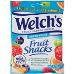 Mixed Fruit Snacks - 5 Oz.
