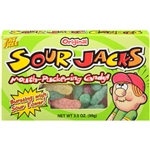 Sour Jacks Original Mouth Puckering Candy