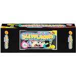 Nuclear Sqworms Sour Neon Gummi Worms - 0.8 Oz.