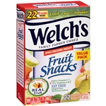 Welchs Fruit Snacks Apple Orchard Medley - 0.9 Oz.