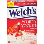 Welchs Fruit n Yogurt Strawberry - 0.8 Oz.