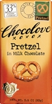 Pretzel in Milk Chocolate - 2.9 Oz.