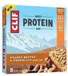 Clif Whey Protein Peanut Butter Chocolate - 1.98 Oz.