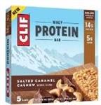 Clif Whey Protein Salted Caramel Cashew - 1.98 Oz.