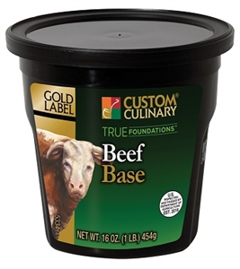 Beef Base No MSG Added Gluten Free Clean Label