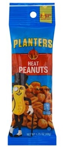 Planters Salted Snack Nuts Tube Peanuts - 1.75 Oz.
