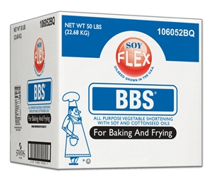 BBS Soy Flex All-Purpose Shortening - 50 lb.
