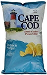 Cape Cod Sea Salt and Vinegar Potato Chips - 2 Oz.