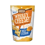 Soh Wholey Cheese Mild Cheddar Cracker - 5 Oz.