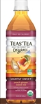 Teas Tea Organic Peach Ginger Black - 16.9 Oz.