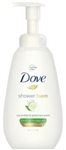 Dove Cool Moisture Shower Foam Body Wash - 13.5 fl. Oz.