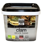 Clam Stock Base Major Chefs Elite No MSG Added - 2.5 Lb.