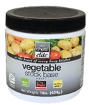Vegetable Stock Base Major Chefs Elite No MSG Added - 1 Lb.