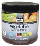 Low Sodium Vegetable Stock Base Major Chefs Elite No MSG Added - 1 Lb.