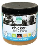 Chicken Stock Base Low Sodium Major Chefs Smart Choice No Added MSG - 1 Lb.