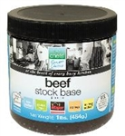 Beef Stock Base Low Sodium Major Chefs Smart Choice No Added MSG - 1 Lb.