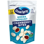 Ocean Spray Craisins Greek Yogurt Covered Bites