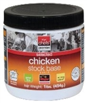 Major Chefs Premier Chicken Base Selected No MSG Added - 1 Lb.