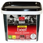 Beef Base Selected Major Chefs Premier No MSG Added