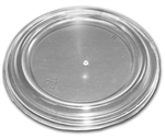 Flat Lid Stackable Vented 4 To 5 Oz.