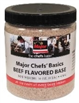 Beef Flavored Base Budget Powder Major Jars
