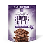 Sheila Gs Dark Chocolate Sea Salt Gluten Free Brownie Brittle - 5 oz.