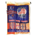 Dual Pack Popcorn Kit Coconut - 391.2 Oz.