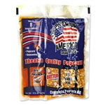 Dual Pack Popcorn Kit Coconut - 254.4 Oz.