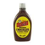 Foxs u-bet Original Chocolate Flavor Syrup - 22 Oz.