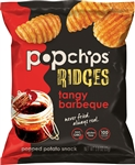 Popchips Tangy BBQ Kosher Popped Potato Chips - 0.8 Oz.