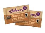 Wholesome Sweeteners Fair Trade Raw Cane Sugar Packets