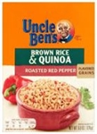 Roasted Red Pepper Flavored Brown Rice Quinoa