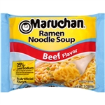 Ramen Less Sodium Beef - 3 Oz.
