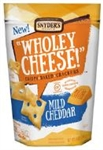 Soh Cracker Wholey Cheese Mild Cheddar Cracker - 1.5 Oz.