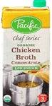 Pacific Organic Low Sodium Chicken Broth Concentrate - 32 Oz.