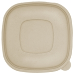 Ingeo Compostable Square Bowl Lids