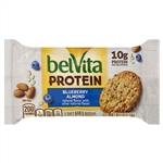 Belvita Protein Blueberry Almond Biscuit - 1.76 Oz.