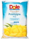 Pineapple Chunks Fancy In Extra Light Syrup - 81.12 Oz.