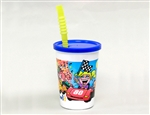 Car Thermo Kids Cup with IM Lid and Straw - 12 Oz.