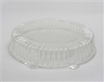 Lid 12 in. Clear Pet Round Lowdome